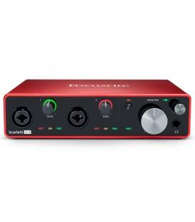 Focusrite Scarlett 4i4 3rd Gen audio/MIDI Interface