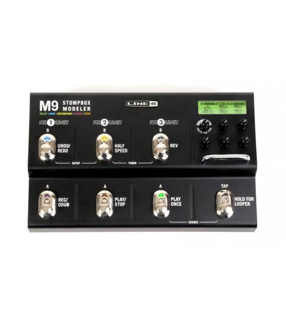 Multiefectos Line6 Stompbox Modeler M9