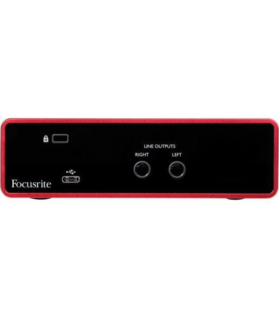 Interface Audio Focusrite Scarlett Solo 3rd Gen