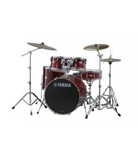 Yamaha Stage Custom Birch SBP2F5 Cramberry Red