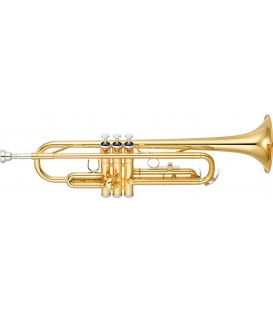 Yamaha YTR-2330 lacquer trumpet