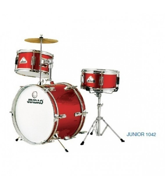 Jinbao Junior 1042RD drum kit
