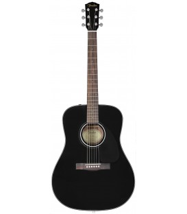 Fender CD-60 DREAD V3 BK Acoustic guitar