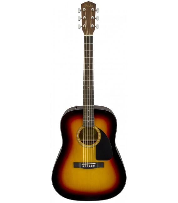 Fender CD-60 DREAD V3 SB Acoustic guitar