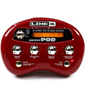Multiefectos Line 6 Pocket POD