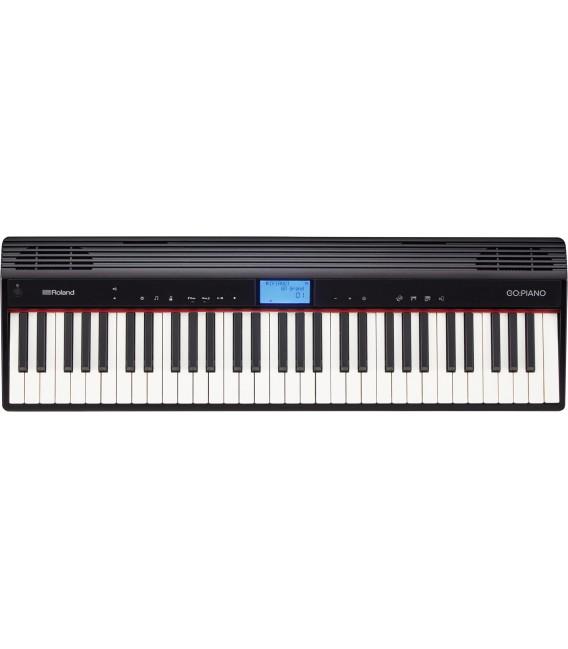 Teclado portátil Roland GO:PIANO