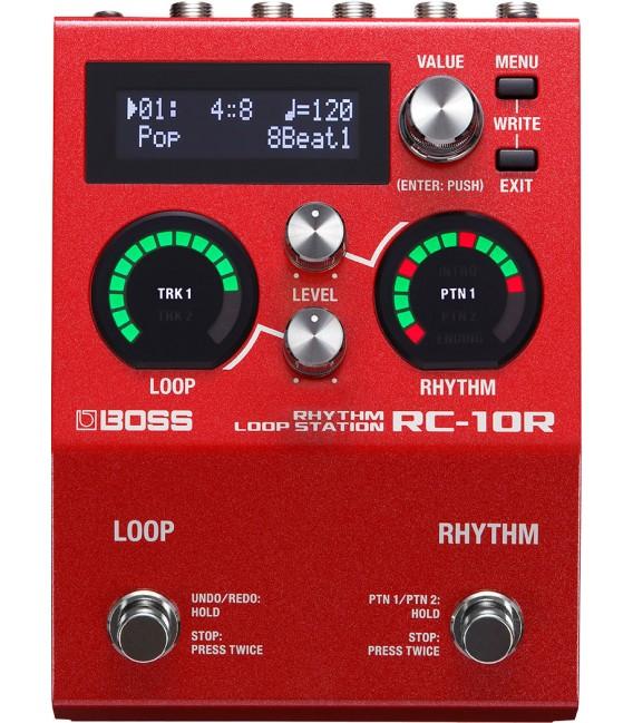 Rhythm Loop Station Boss RC-10R