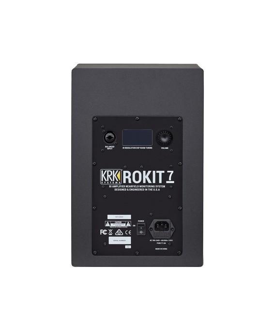 Monitor de estudio KRK Rokit 7 G4