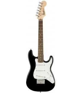 Squier Stratocaster Mini BK