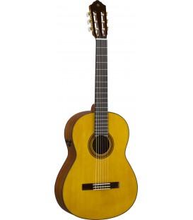 Guitarra Yamaha Transacoustic CG-TA NAT