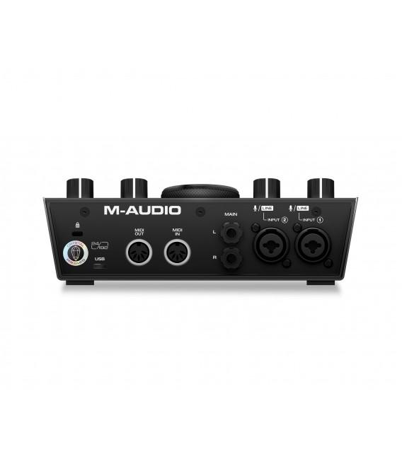 Interface Audio/MIDI M-Audio AIR 192|6