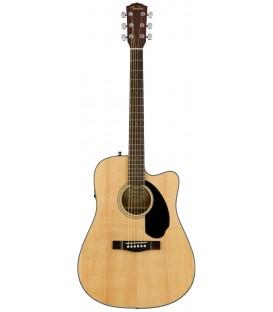 Electroacústica Fender CD-60SCE NT