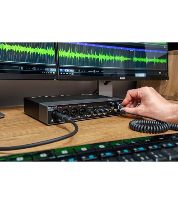 STEINBERG UR44C Audio/MIDI Interface