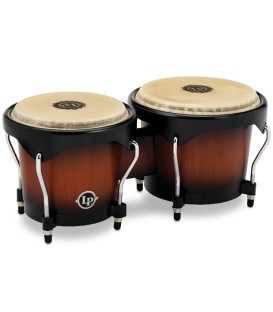 Bongo Latin Percussion LP601NY-VSB
