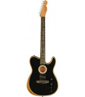 Fender American Acoustasonic Telecaster BK