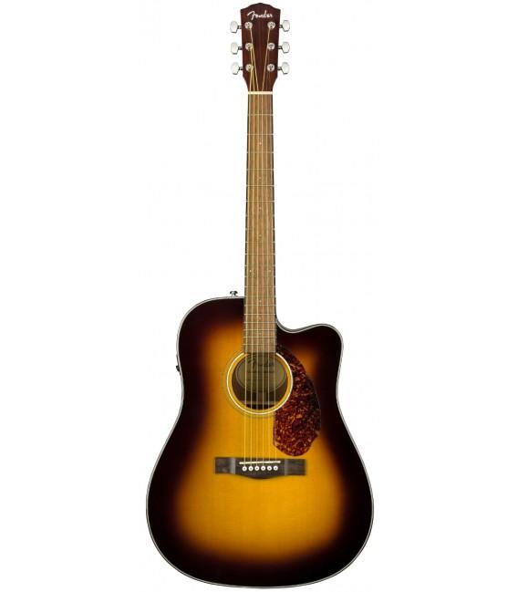 Electroacústica Fender CD-140SCE SB