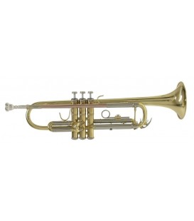 Trompeta Bach TR650 en Sib lacada