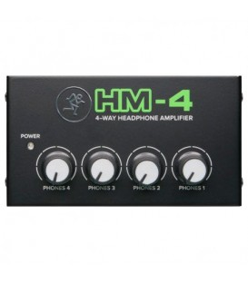 Mackie HM-4 headphones amplifier