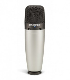 Micrófono de condensador Samson C03