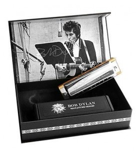 Armónica Hohner Bob Dylan Signature 589016 C