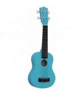 Ukelele soprano Daytona UK211BL Azul