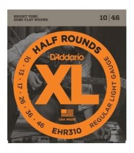Juego cuerdas eléctrica Daddario EHR310 10-46
