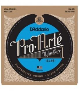 Juego cuerdas clásica Daddario EJ46 TF