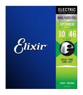 Juego cuerdas eléctrica Elixir 19052 10-46