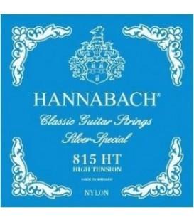 Juego cuerdas clásica Hannabach 815 HT