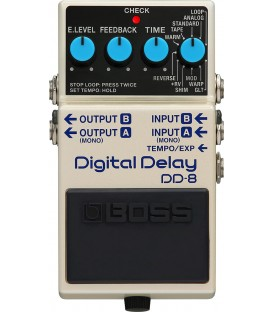 Pedal Boss Digital Delay DD-8