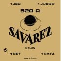 Juego cuerdas clásica Savarez carta roja 520R TN