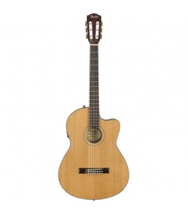 Electroacústica Fender CN-140SCE NT WC