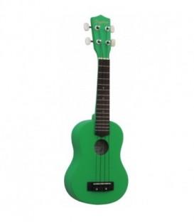 Ukelele Soprano Daytona UK211V verde