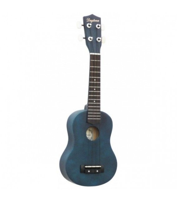 Daytona UK211DBL Blue Soprano Ukelele