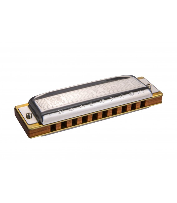 Armónica Hohner Blues Harp 20V 532/20 E