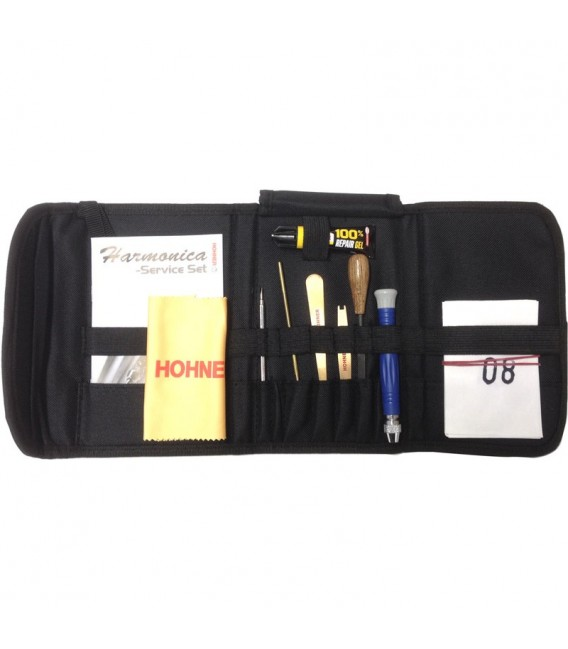 Kit Mantenimiento Armónicas Hohner 99340