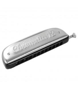Armónica Hohner Chrometta-12 255/48 C