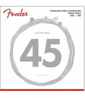 Juego cuerdas bajo Fender 9050L 45-100 FW