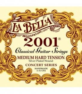 Juego cuerdas clásica La Bella 2001HM