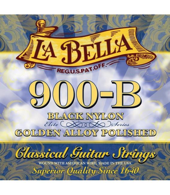 Juego cuerdas clásica La Bella 900B