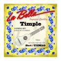 Juego cuerdas timple La Bella TIM10
