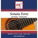 Juego cuerdas clásica Royal Classics Sonata Forte SF70 TF