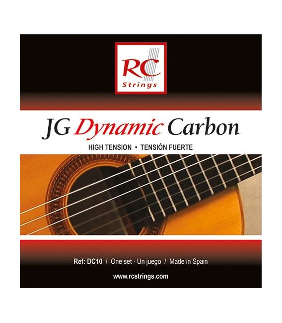 Juego cuerdas clásica Royal Classics Dynamic Carbon DC10