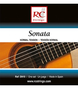Juego cuerdas clásica Royal Classics SN10