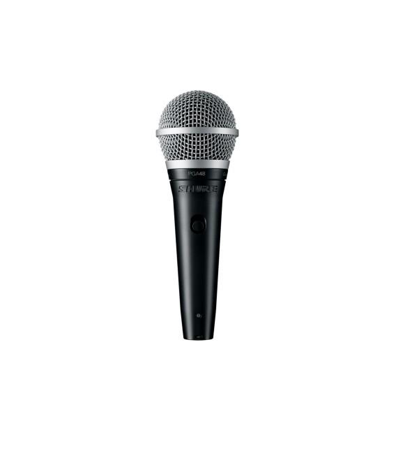 Microfono dinamico Shure PGA48 XLR