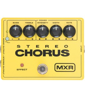 Pedal MXR Stereo Chorus M134