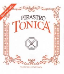 Juego cuerdas violin Pirastro tonica 1/4-1/8
