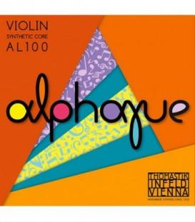 Thomastik alphayue 4/4 AL100 violin strings set