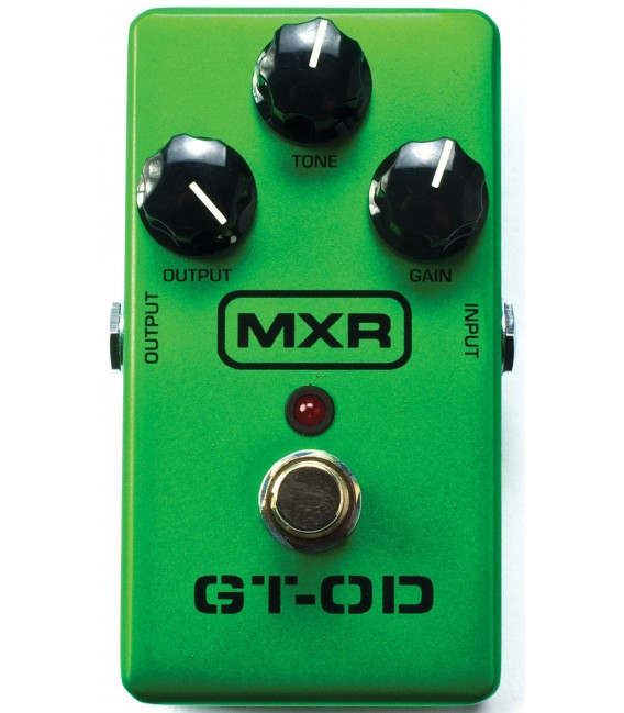 MXR GT-OD Overdrive M193 pedal