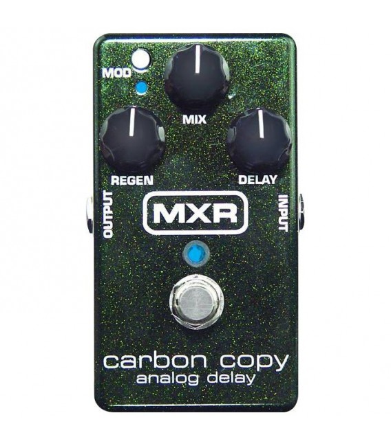 Pedal MXR Carbon Copy Analog Delay M169
